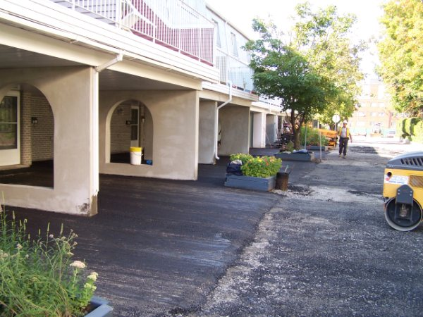 Paving projects 9