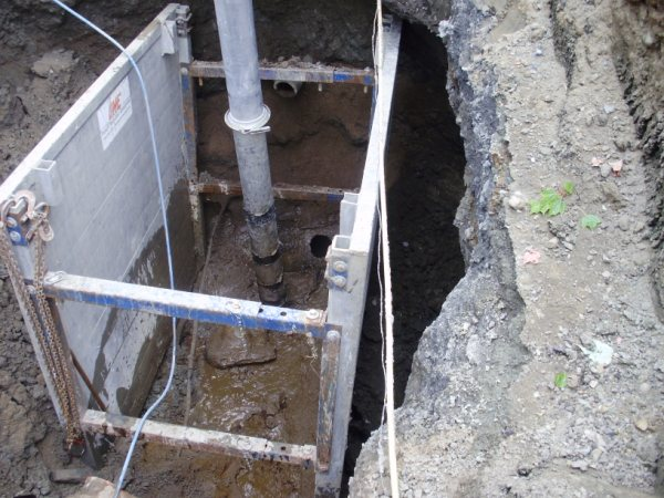 Sewer projects 9
