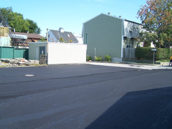 Paving projects 8