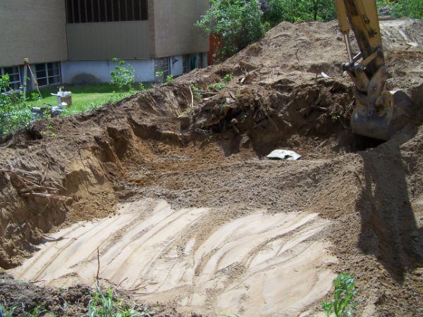 Excavation projects 6