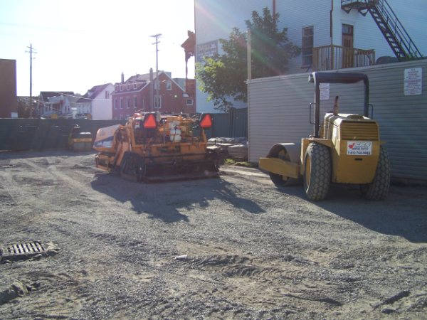 Paving projects 1