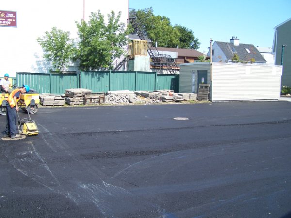 Paving projects 7