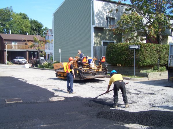 Paving projects 4